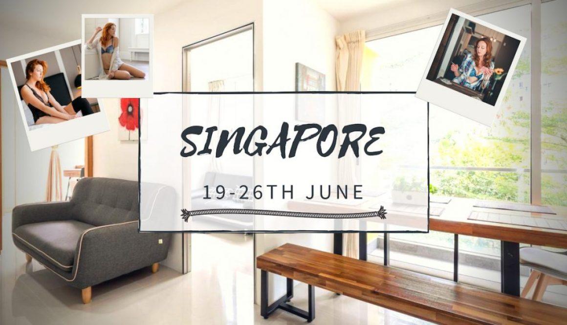 Singapore venue 19-26 June