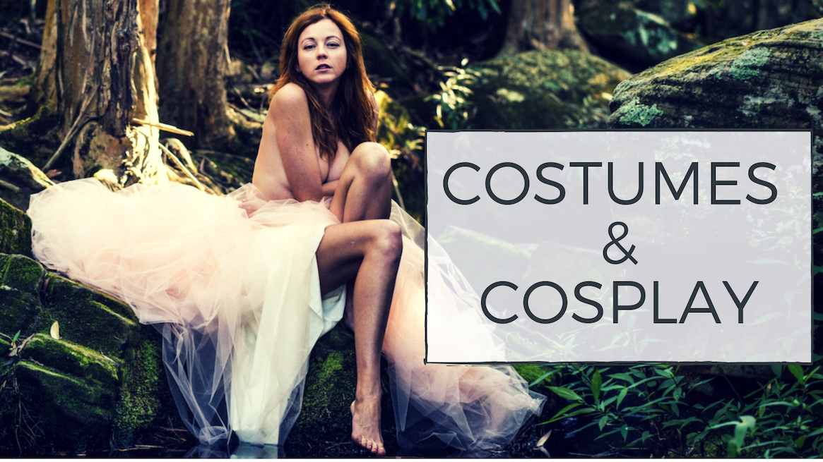 Costumes for shoot
