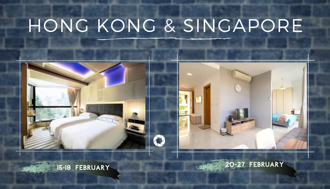 Hong Kong & Singapore 15- 27.2