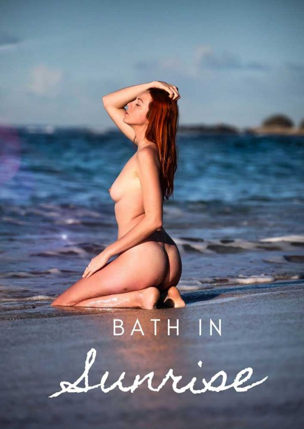 Bath in Sunrise Set